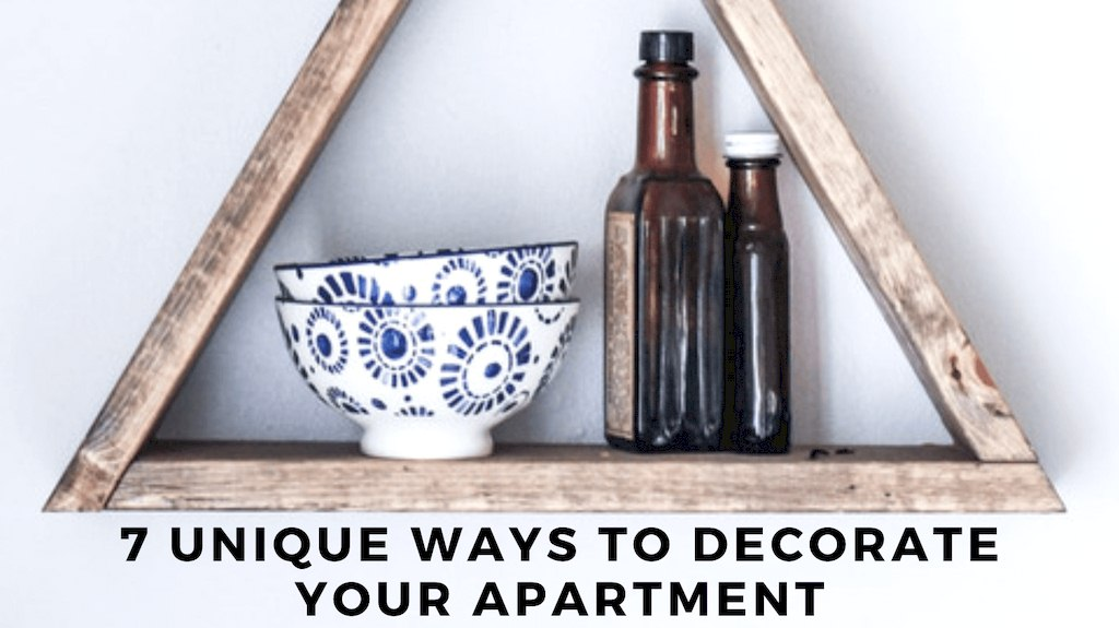 image - 7 Unique Ways to Decorate Your Apartment