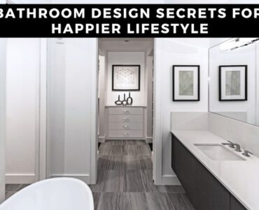 Featured image - 7 Bathroom Design Secrets for a Happier Lifestyle