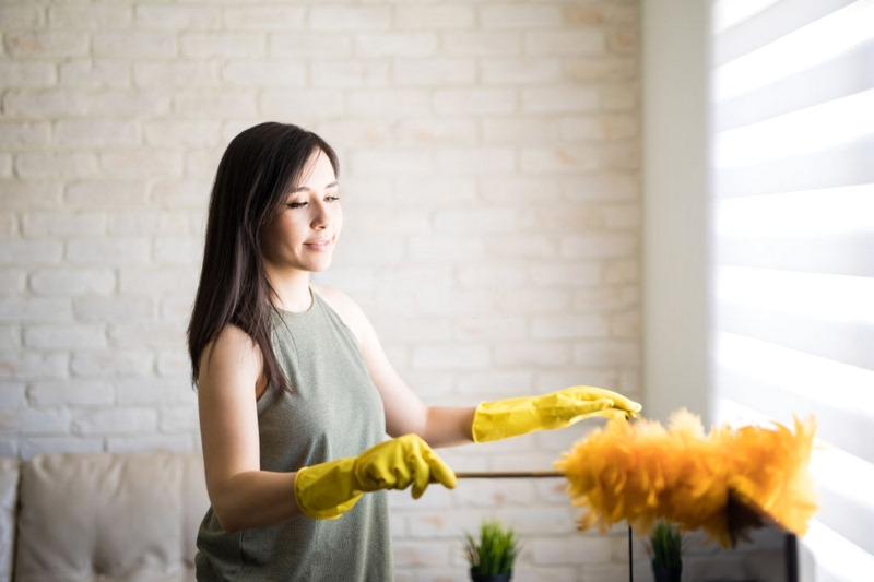 image - Dusting Is the Key to Window Cleaning