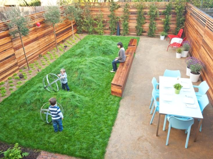 image - Family Friendly Backyard