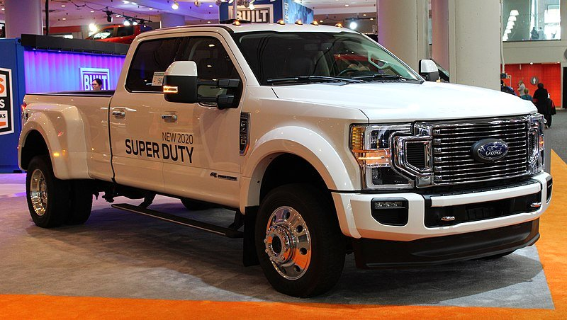 image - Ford F-450