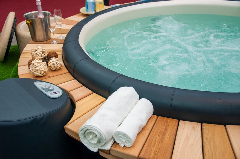 image - Relaxing and Beneficial, Too - 7 Key Health Benefits of Hot Tubs
