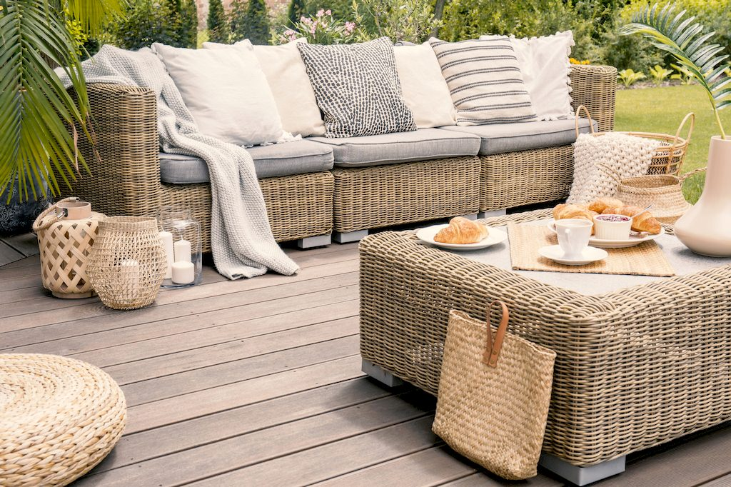 image - Patio Living 101 - How to Style Your Outdoor Living Space