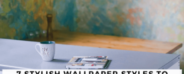 Featured image - 7 Stylish Wallpaper Styles to Consider for 2020 and Beyond