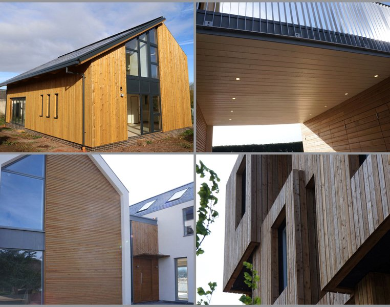 image - Timber Cladding
