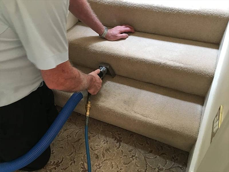 image - 5 Tips for Cleaning Carpet Stairs
