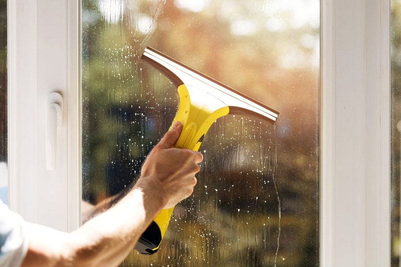 image - Use Squeegees for Window Cleaning