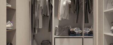 Featured image - Need a Closet Redesign - 7 Different Types of Closets You Should Know