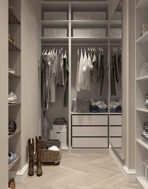 image - Need a Closet Redesign - 7 Different Types of Closets You Should Know