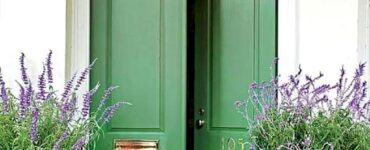 Featured image - Front Door Color: The Simple Way to Enhance Your Home's Spring Curb Appeal