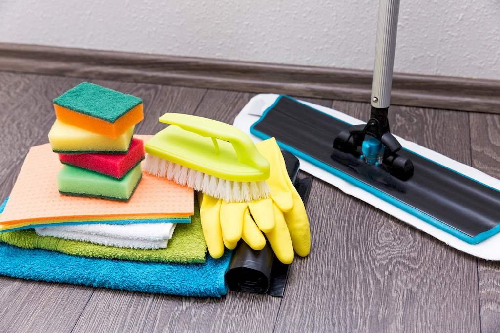 image - How Often Do I Clean That -  Developing a House Cleaning Routine