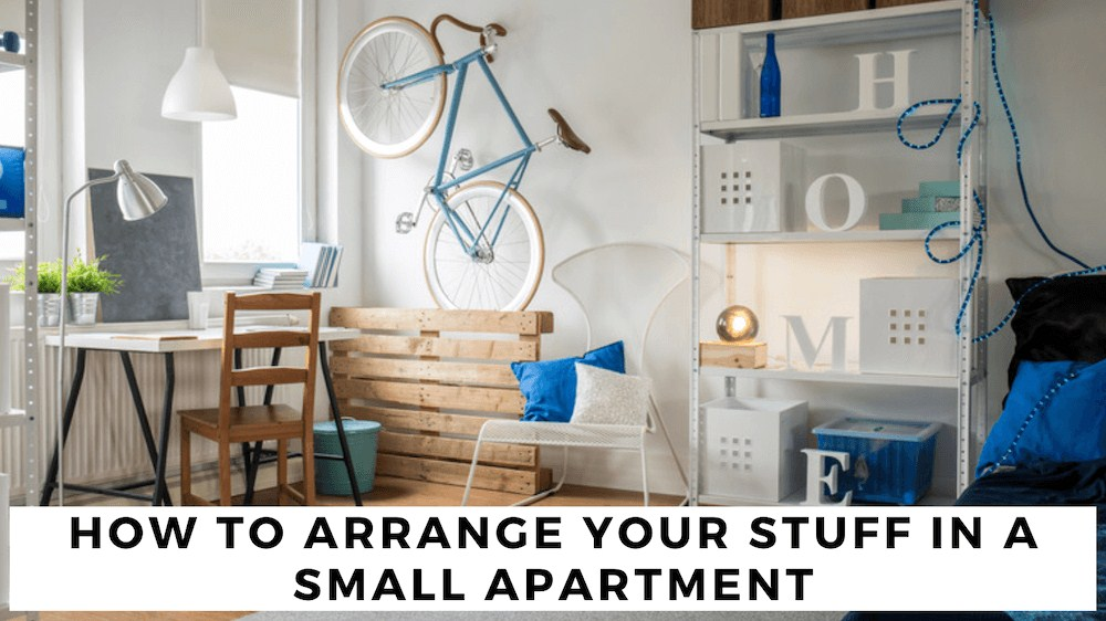 image - How to Arrange Your Stuff in a Small Apartment