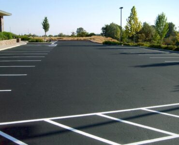 Featured image - Sealcoating a Parking Lot