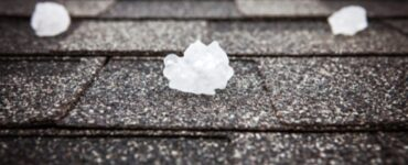 Featured image - What To Do When You Find Hail Damage to Your Roof
