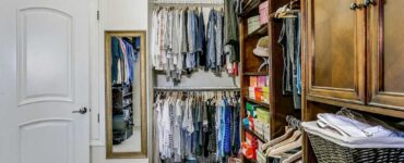 Featured image - 7 Closet Organization Ideas to Keep It Neat and Tidy