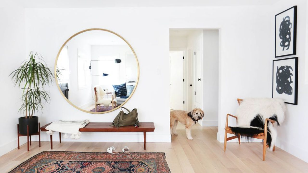 7 Functional Entryway Ideas For Your Apartment