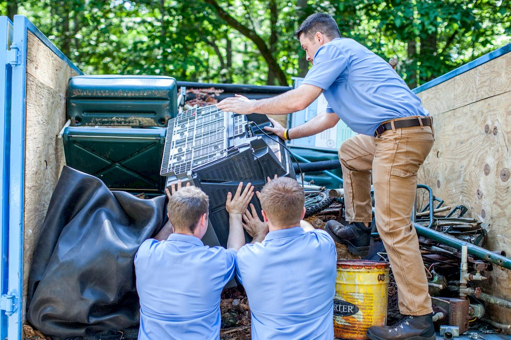image - Junk Removal Service