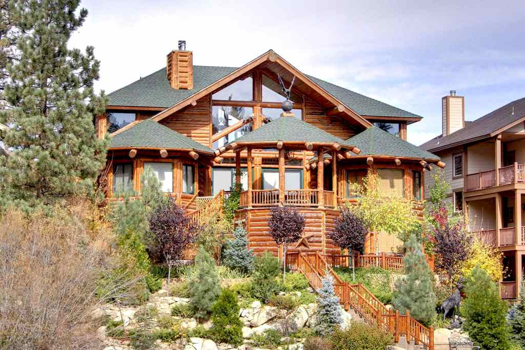 image - Best Log Cabin & Log Home Kits