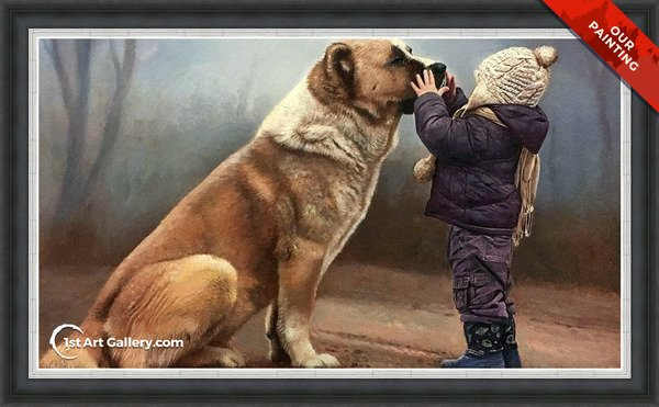 image - Pet Photo into Painting