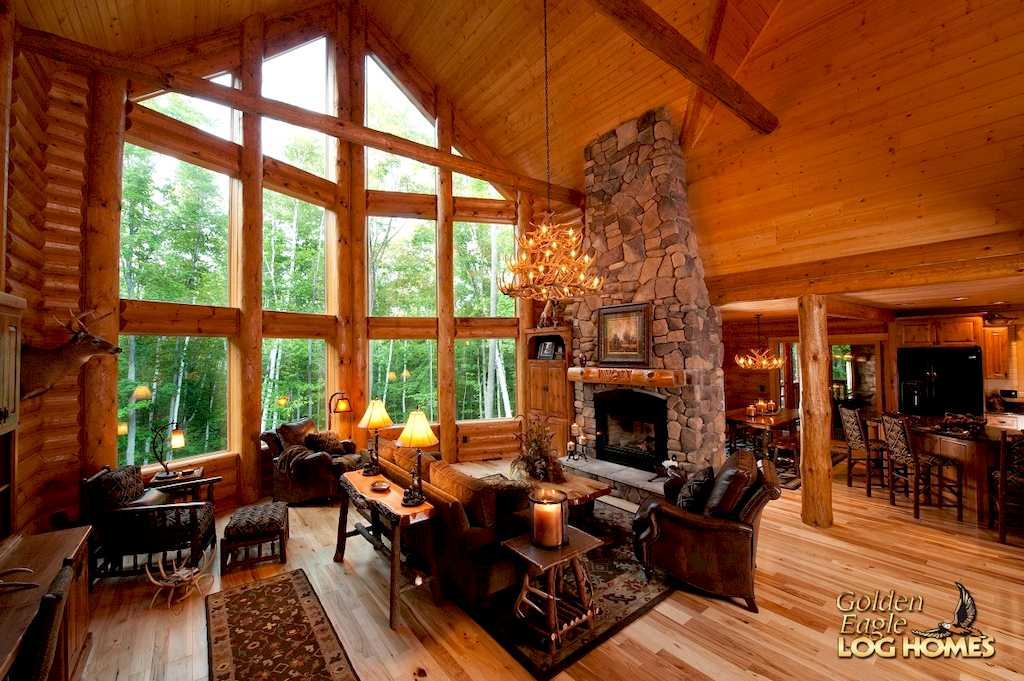 image - Tips for Finding Best Log Cabin and Log Home Kits