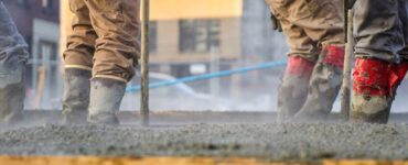 Featured image - A Long-Lasting Solution - 5 Tips for Laying a Concrete Foundation