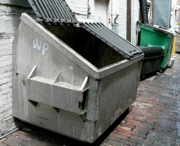 Featured image - How to Rent a Small Dumpster (The Right Way!)