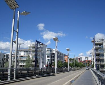 Featured image - Top 7 Benefits of Solar Street Lights