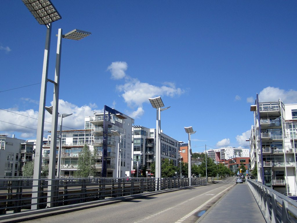 image - Top 7 Benefits of Solar Street Lights