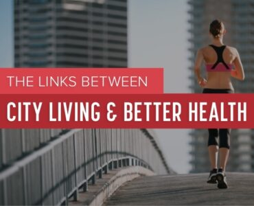 Featured - The Links between City Living and Better Health