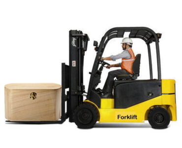 Featured image - How to Ensure Forklift Safety on Your Worksite