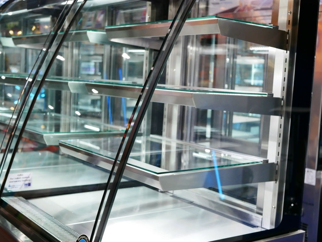 image - Refrigerated Bakery Cabinets