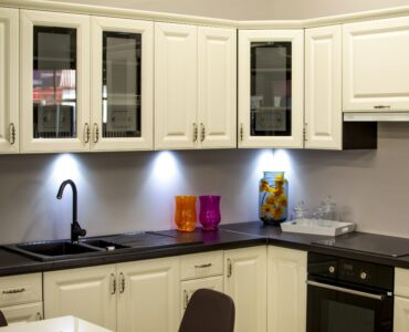 Featured image - How to Paint Kitchen Cabinets