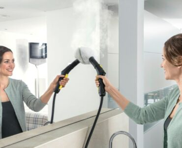 Featured image - How to Use a Steam Cleaner in the Bathroom