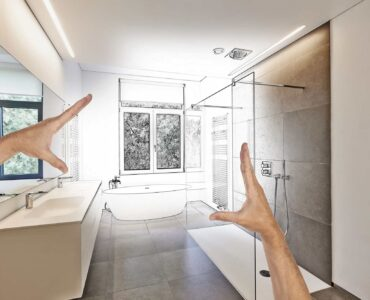 Featured image - 5 Awesome Bathroom Design Ideas to Inspire Your Renovation