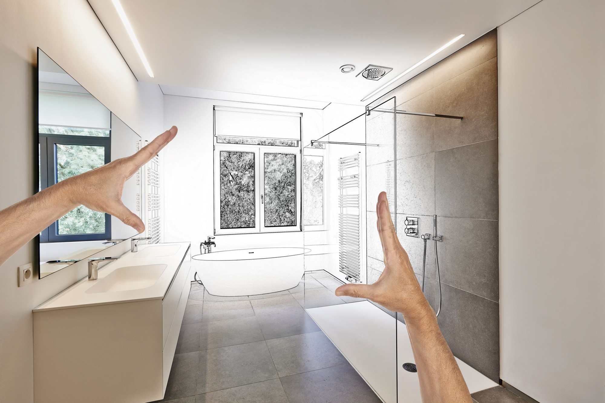 image - 5 Awesome Bathroom Design Ideas to Inspire Your Renovation