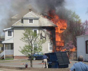 Featured image - 5 Ways to Fireproof Your Home