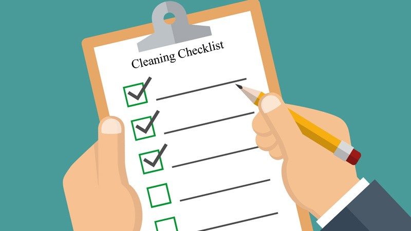 image - Deep Cleaning Checklist