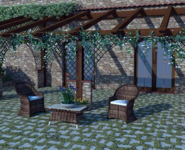 Featured image - How to Choose the Ideal Material for Your Dream Pergola