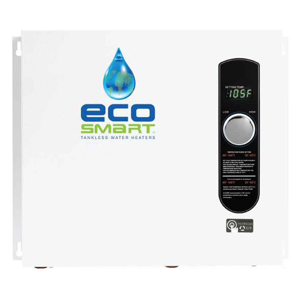 image - Ecosmart ECO 36 is arguably the most energy-efficient water heater on the market