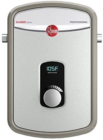 image - Rheem RTEX-13 is known as one of the great all-in-one electric tankless water heater