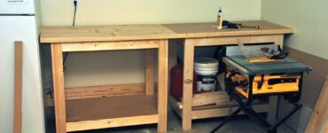 Featured image - How to Set Up Your DIY Space in Your Garage