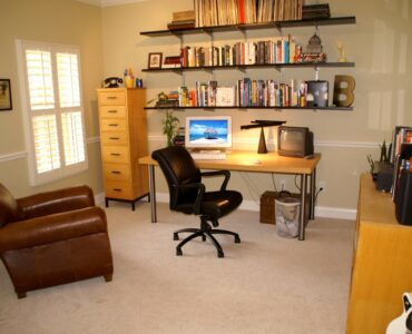 Featured image - Quick Design Ideas for Remodeling Your Home Office