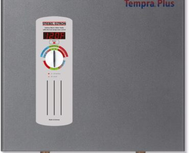 Featured image - Top the Best Electric Tankless Water Heater You Should Know