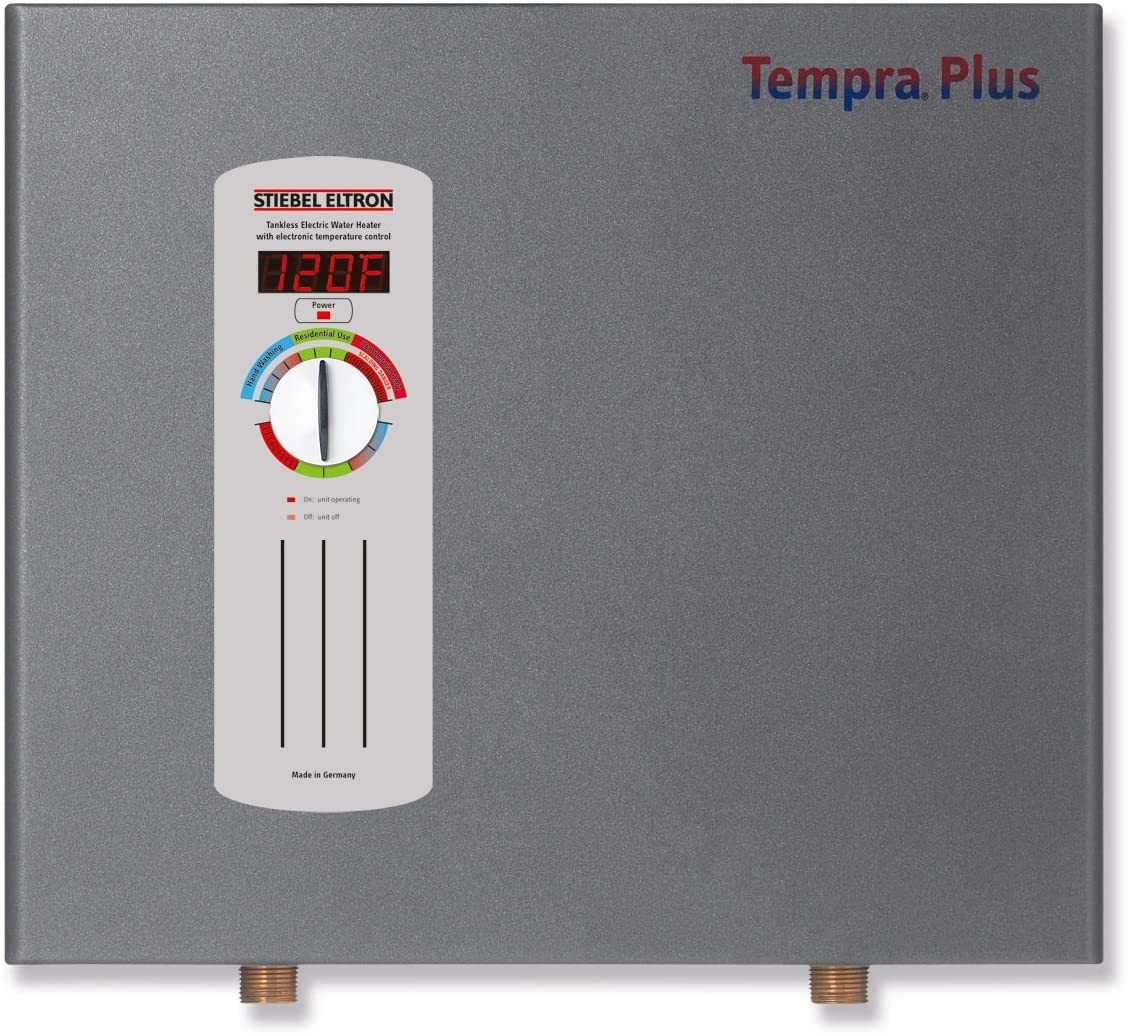 image - Stiebel Eltron Tempra Plus is arguably one of the most modern and effective electric tankless water heater