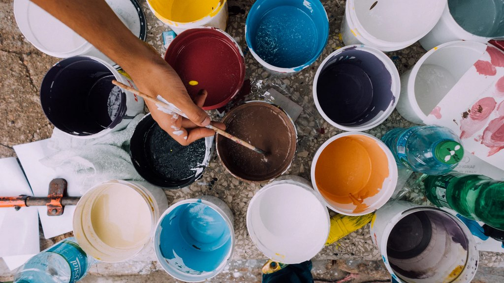 image - 13 Things You Didn't Know You Could Paint and Add to Your Apartment