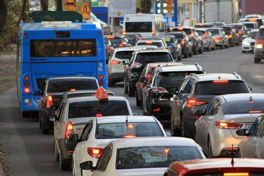 image - Try to Avoid Busy Routes
