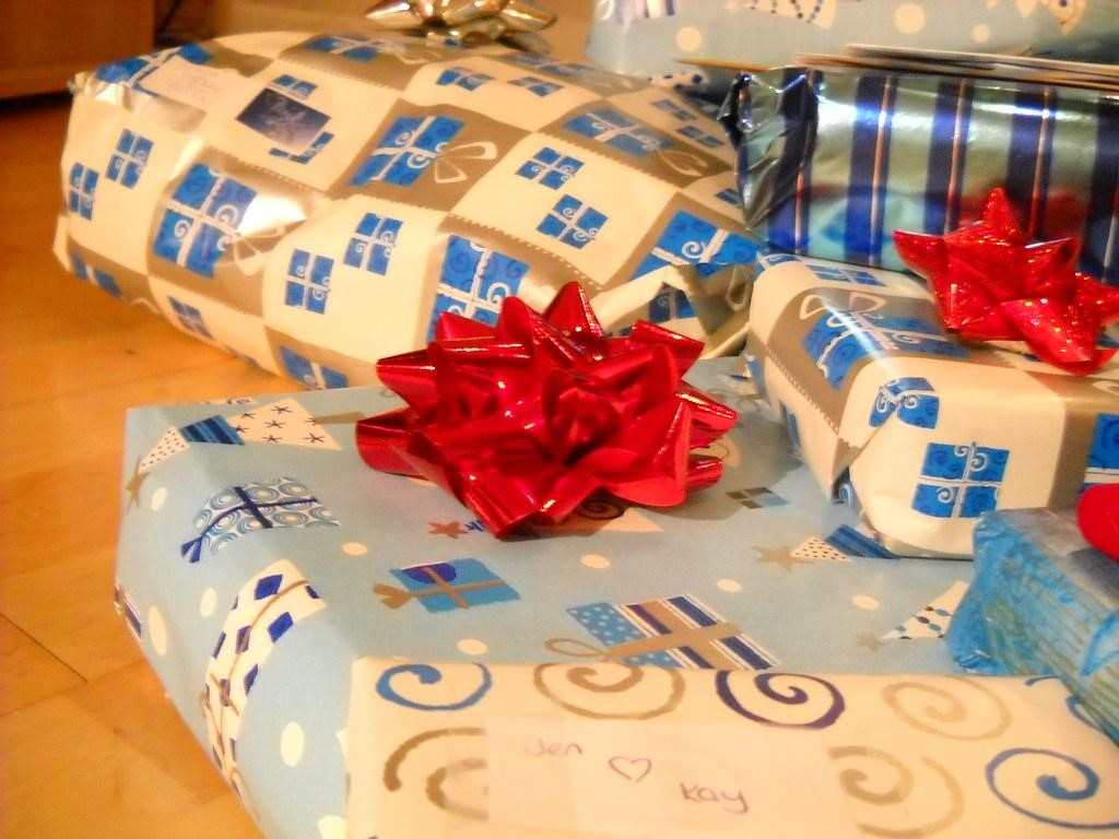 image - Use the Packing Materials of Gifts