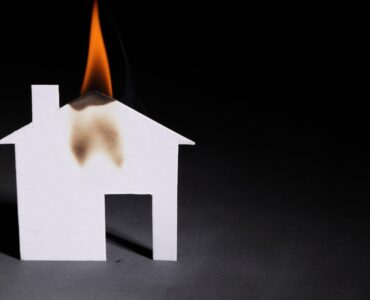 Featured image - What to Do If Your House Catches on Fire