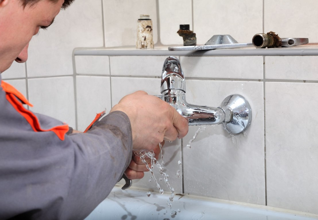 image - Hiring an experienced plumber will save you a lot of money