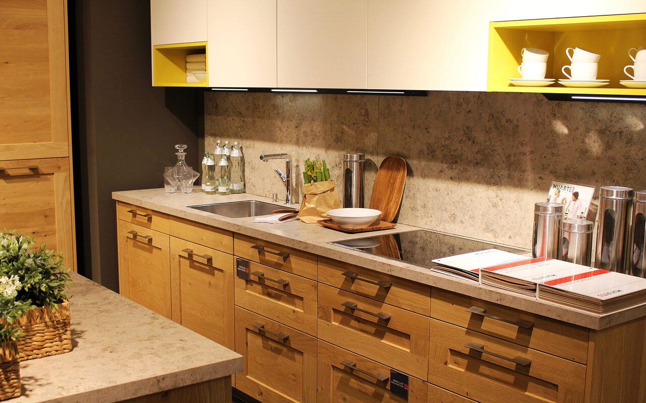 image - 10 Easy Ways to Upgrade Kitchen Cabinets